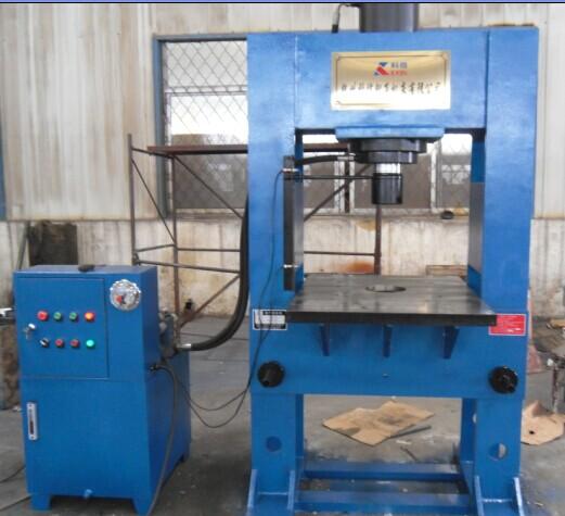 100吨龙门液压机(龙门破碎机)