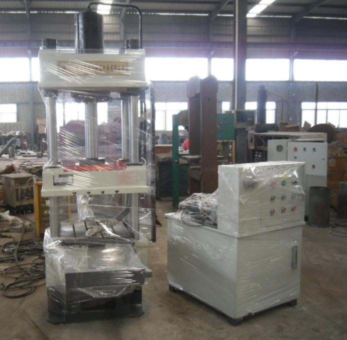 小台面63吨四柱液压机