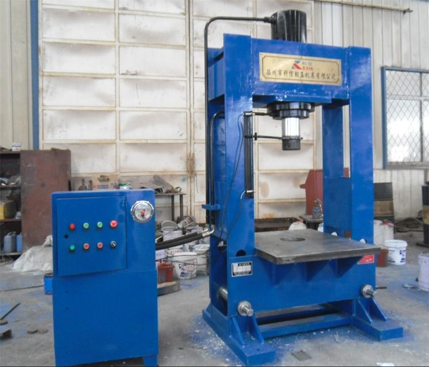YL22-100吨框架式龙门液压机