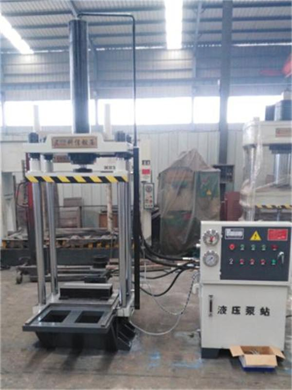 YL32-30吨三梁四柱液压机